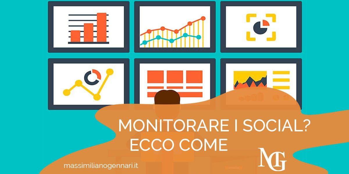 Social Media Monitoring: ecco come ottenere i migliori risultati online | MG
